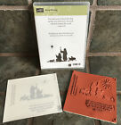 Stampin Up EVERY BLESSING Clear Mount Stamp Set Nativity Christmas Luke 211 EUC