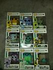 Funko Pop Monsters Wetmore Forest Lot of 9 #1, #3, #6, #8, #10, #11, #12, #13,14
