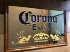 Large Corona Extra Beer Bar Glass Mirror Framed Sign 515 X 335 Best Offer