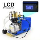 PCP Air Compressor Preset Auto stop Electric Air Pump Booster for Paintball Tank