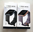 Fitbit Versa Smart Watch Heart Rate Fitness Sleep Tracker New Sealed Box fitbit fitness heart new rate sleep smart tracker versa watch