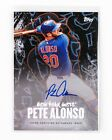2020 Topps X Pete Alonso Baseball Cards 26