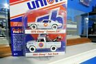 JOHNNY White LIGHTNING 2Pack Union 76 1970 Camaro Z28 1965 Chevy Tow Truck CHASE