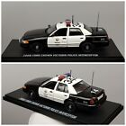 1 43 First Response Replicas Los Angeles Police LAPD Ford Crown Victoria CVPI
