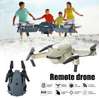 Foldable RC 24G Drone with 4K 50MP 20MP FPV HD Camera WIFI APP Controller New