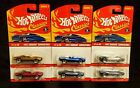 Hot Wheels 67 Camaro Series Lot of 6 HOT HOT convertibles