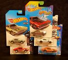 Hot Wheels 67 Camaro Lot Of 5