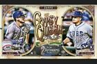 2017 Topps Gypsy Queen Baseball Hobby 24 Pack Box (Factory Sealed)