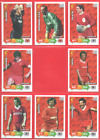 Panini Adrenalyn XL Liverpool 2011 2012 - Complete 20 Card Set Of Base Legends