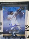 2020 Topps x Ben Baller Los Angeles Dodgers World Series Champions Cards 33