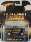 Hot Wheels Chevy Silverado Friday Night Lights Light Storage wear to cards
