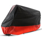 Moped Cover Motorcycle Moped Scooter Full Cover Breathable Outdoor Dust Rain UV