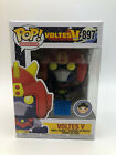 Funko POP! Anime: VOLTES V Robot Exclusive PHILIPPINES w Hard Protector IN STOCK