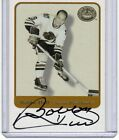 2001-02 FLEER GREATS OF THE GAME BOBBY HULL