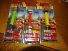 3 PEZ DISPENSERS~Disney Pixar CARS the Movie~MATER~SALLY~LIGHTNING MCQUEEN NEW