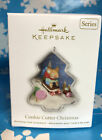 HALLMARK 2012 Cookie Cutter Christmas Series 1st First Mouse Baker Food Cooking