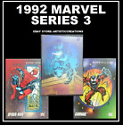 1992 Impel Marvel Universe Series 3 Trading Cards 15