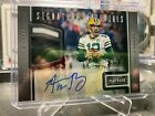 Aaron Rodgers Rookie Cards Checklist and Autographed Memorabilia 20