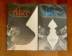 Barry Moser Signed Alice In Wonderland  Through Looking Glass 1st Ed Fine