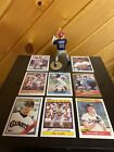 Will Clark Baseball Card Lot Of 11  With 1995 Starting Lineup.