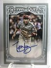 2013 Topps Gypsy Queen Baseball Cards 55