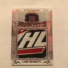 2020-21 Leaf In the Game Used Hockey Cards 42