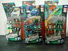 New 3 Pack Lot - 3 Transformers Earthrise War For Cybertron Trilogy Hasbro