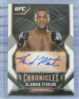 2016 Topps UFC High Impact Cards 9