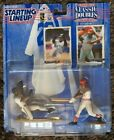 1997 Hasbro Starting Lineup Ken Griffey Jr Seattle And Sr Reds Doubles Figures