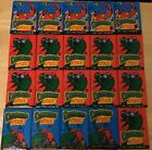 1988 Topps Dinosaurs Attack Trading Cards 5
