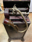 Thomas A Edison Pro technic Ediphone Voice Writer With Stand