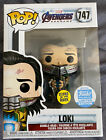 Funko Pop! MARVEL Avengers Endgame #747: LOKI Glow Funko Shop (IN HAND)