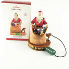 Hallmark Ornament 2015 Once Upon A Christmas #5 Packing Up the Toys