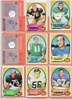 1970 Topps Football Cards 19