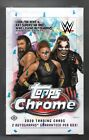 2020 Topps Chrome WWE Hobby Box Factory Sealed 2 Autographs Per Box