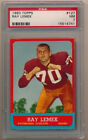 1963 Topps Football Cards 38