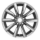 Refenished SILVER 17x7 Wheel Rim for 2009 2018 Volkswagon Tiguan 17 Inch