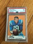 Here's Johnny! Top 10 Johnny Unitas Football Cards 32