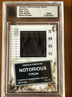 2010 ITG Famous Fabrics Second Edition Notorious Mike Tyson Training Trunks 9 9