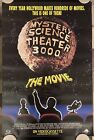 Vintage 1995 Mystery Science Theater 3000 Movie Poster