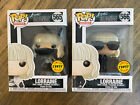 Funko Pop! Movies Atomic Blonde Lorraine chase #565 and Chase #566 (LOT OF TWO)