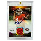 Topps Triple Threads Colin Kaepernick - 06 75 - Autograph Jersey RC Rookie Card