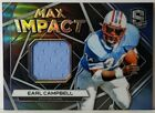 Top 10 Earl Campbell Football Cards 29