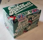 1987 Topps Traded Baseball Set FASC From a Sealed Case
