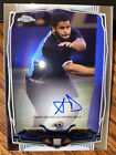 2014 Topps Chrome Football Rookie Autographs Guide 77