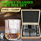 Cool crystal Whiskey Spirits Bourbon Scotch Glasses Cup For Scotch Bourbon Gift