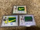 University of Oregon, Panini Announce Exclusive Trading Card Deal 13