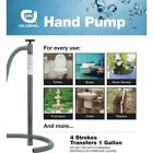 Manual Non Submersible Hand Pump Durable Fast Water Draining Pitcher Well Pump
