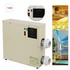 15KW 220V Swimming Pool  SPA Hot Tub Electric Water Heater Thermostat