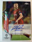 2019-20 Topps Chrome UEFA Champions League Soccer Cards 30
